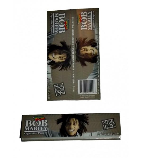 Feuilles à rouler Bob Marley Slim papier a Rouler bob marley 12