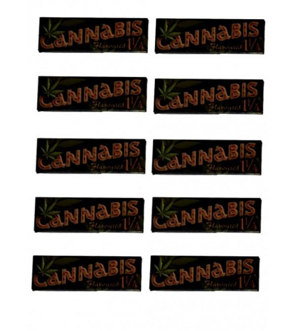 Feuilles à rouler cannabis Slim papier a Rouler weed (420) 1