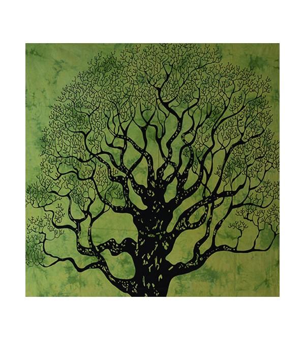 Tenture arbre de vie, acheter tenture arbre de vie pas cher... Découvrez notre collection de tentures murales pas chère...