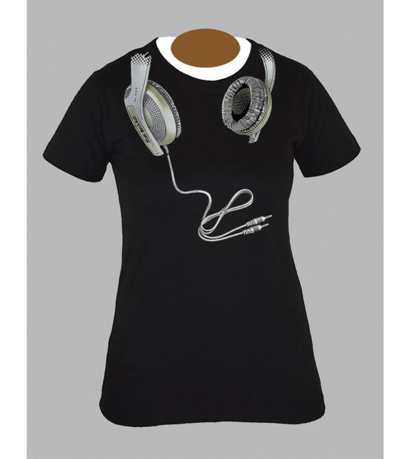 Tee shirt femme electro techno tekno dj drum and bass fringue vêtement 6