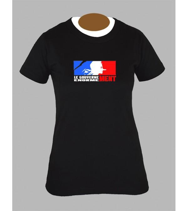 Tee shirt femme sound system free party teuf rave teknival tekno fringue vêtement 2