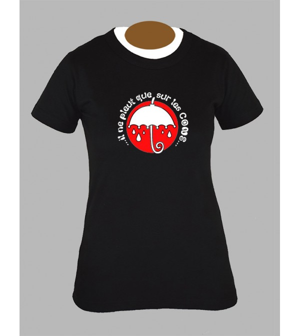 Tee shirt femme humoristique breton humour fringue vetement 2