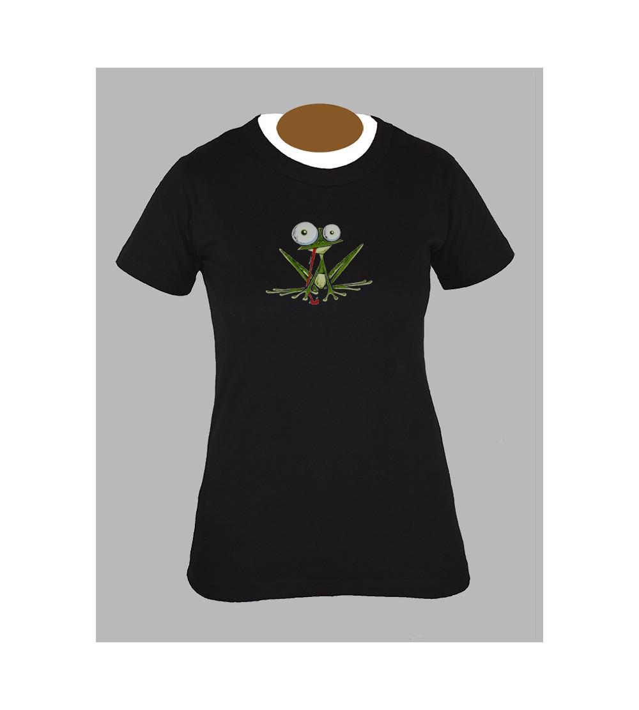 Tee shirt femme psychedelique psyche psychedelic fringue vêtement 2