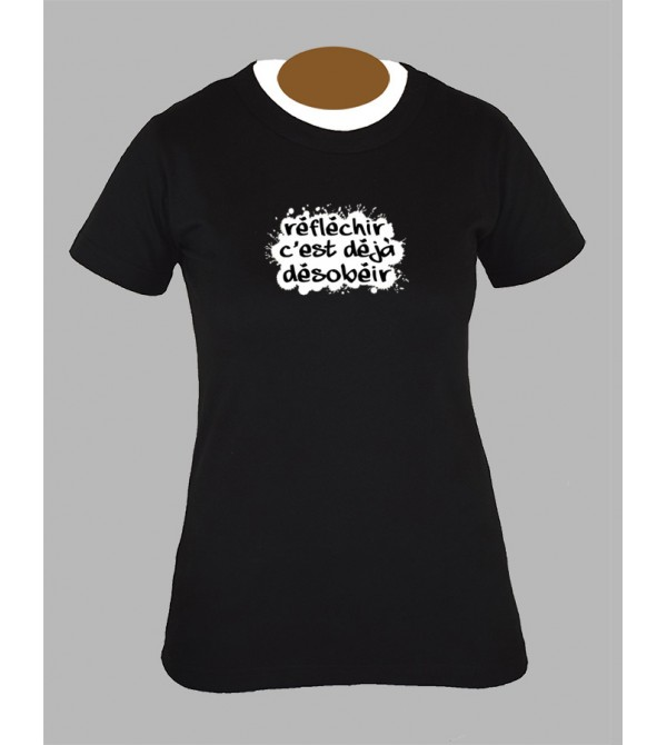 Tee shirt femme ethnique baba cool hippie chic fringue vêtement 2
