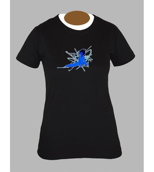 Tee shirt femme ethnique baba cool hippie chic fringue vêtement 6