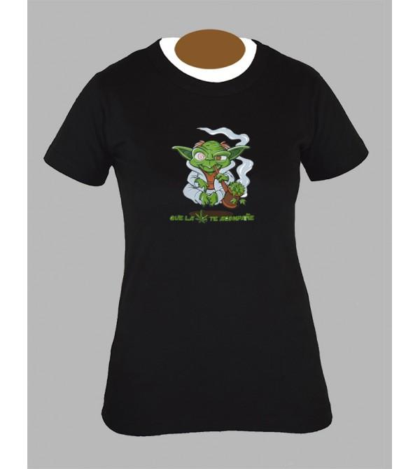 Tee shirt femme rasta bob marley feuille de cannabis weed 420 fringue vêtement 6
