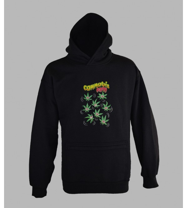 SWEAT REGGAE ROOTS, VÊTEMENT HOMME. PULL CAPUCHE REGGAE ROOTS - FRINGUE