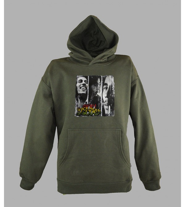SWEAT BOB MARLEY ONE LOVE PAS CHER - ACHETER PULL BOB MARLEY HOMME - BOUTIQUE