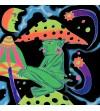 Tenture phosphorescente, acheter pas cher tenture phospho ''phosphorescente''... Découvrez notre collection de tentures murales.