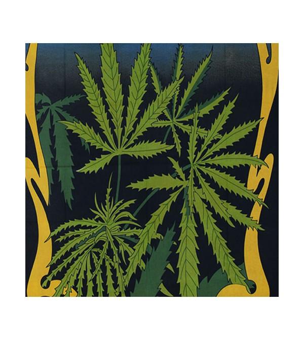 Tenture weed, acheter pas cher tenture avec feuille de weed... Découvrez notre collection de tentures murales.