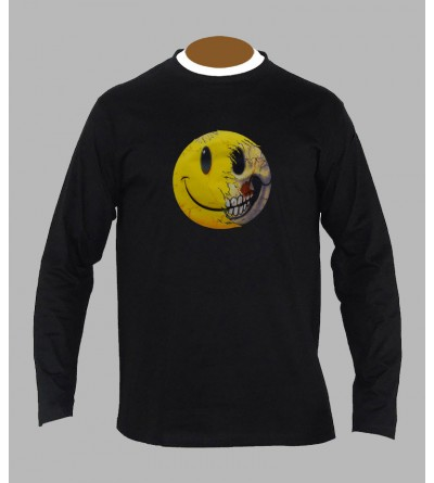 TEE SHIRT SMILEY , ACHAT ET VENTE DE T-SHIRT SMILEY HOMME - SHOP PAS CHER