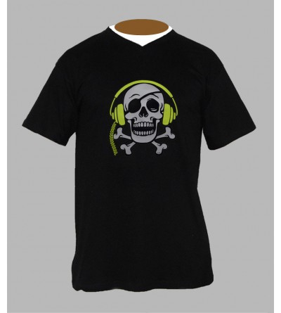 T-shirt Dj homme