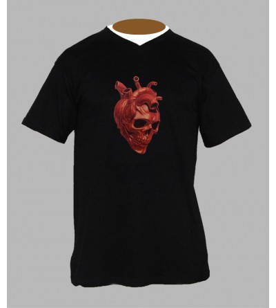 T-shirt underground, sound system, fringue de teuf, free party, rave, electro, techno, tekno, electro  tete de mort a87