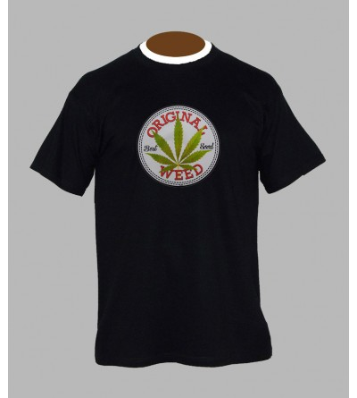 TEE SHIRT WEED 420, VÊTEMENT HOMME. T-SHIRT WEED 420- FRINGUE PAS CHER