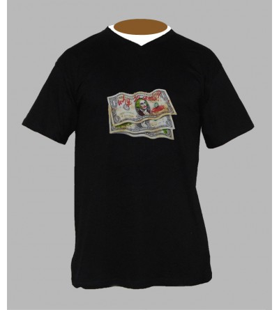 T-shirt underground, sound system, fringue de teuf, free party, rave, electro, techno, tekno, electro  tete de mort b14