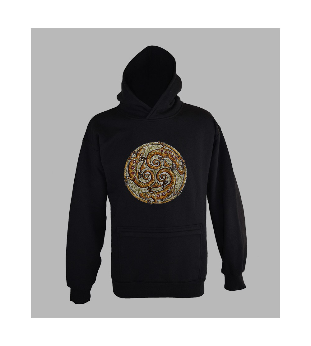 Sweat Baba Cool vêtement homme pull capuche babacool pas cher