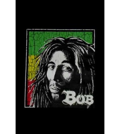 logo Sweat a capuche femme Bob Marley