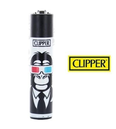 BRIQUET CLIPPER SINGE - ACHETER PAS CHER BRIQUET CLIPPER AVEC SINGE BOUTIQUE
