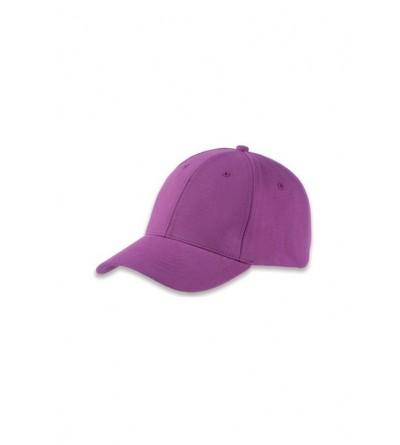 Casquette femme été violette