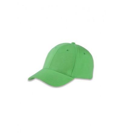 Casquette femme été verte