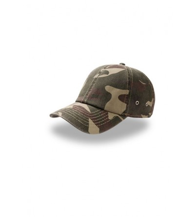 Casquette femme sport camouflage