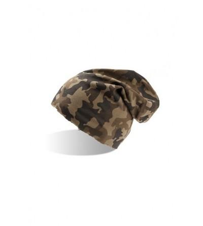 Bonnet femme brooklin camouflage