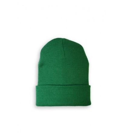 Bonnet femme yupoong vert