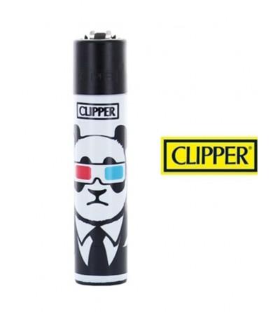 BRIQUET CLIPPER PANDA - ACHETER PAS CHER BRIQUET CLIPPER AVEC PANDA BOUTIQUE