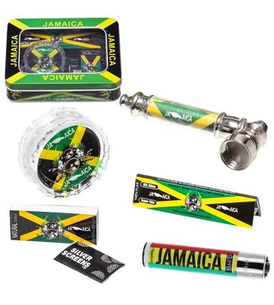 BOITE GRINDER - ACHETER PAS CHER SMOKE SHOP - BOITE AVEC GRINDERS PRIX. COFFRET JAMAICAIN