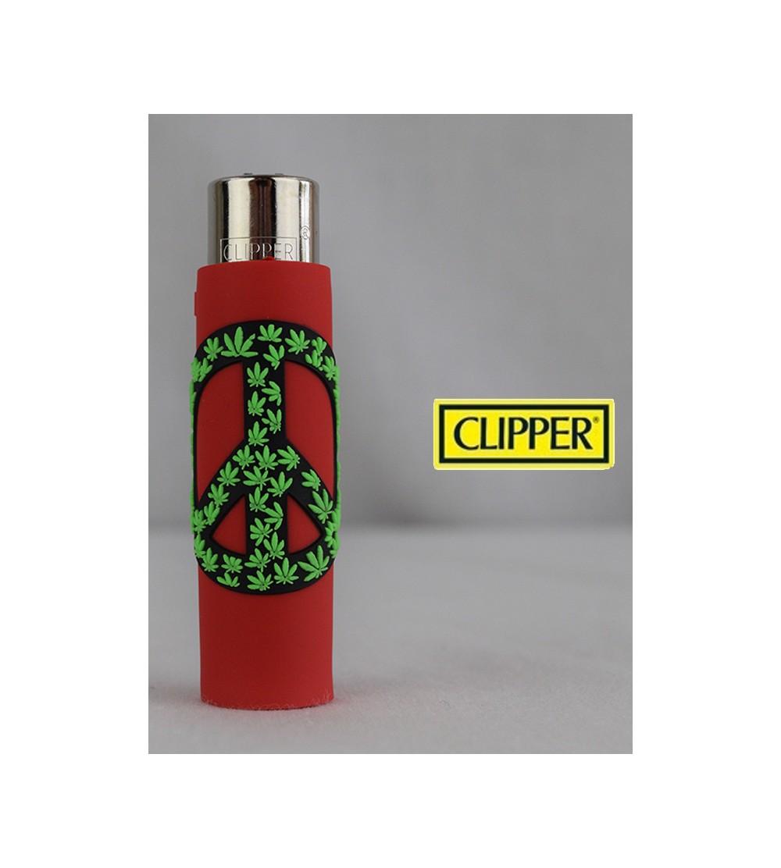 BRIQUET CLIPPER PEACE AND LOVE  - ACHETER PAS CHER BRIQUETS CLIPPER PEACE AND LOVE