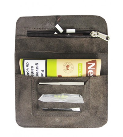 blague à tabac en cuir artisanale à petit prix... votre tabac et tout votre attirail de fumeur, pensez à la blague à tabac.