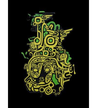 Tee shirt sound system tribe tribe, achat vente de T-shirt sound system ... Découvrez notre collection de t shirt avec spirale