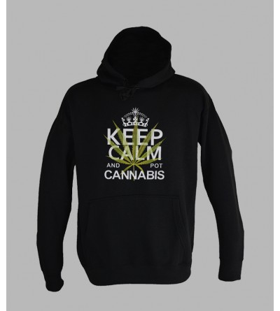 SWEAT CANNABIS, ACHAT VENTE DE SWEAT A CAPUCHE CANNABIS HOMME - BOUTIQUE PAS CHER