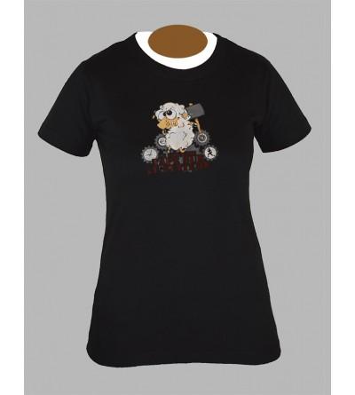 T-shirts originaux femmes systeme