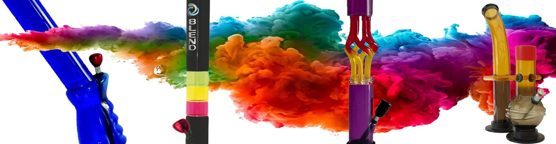 Bang en Acrylique design et résistent, bang acrylique pas cher
