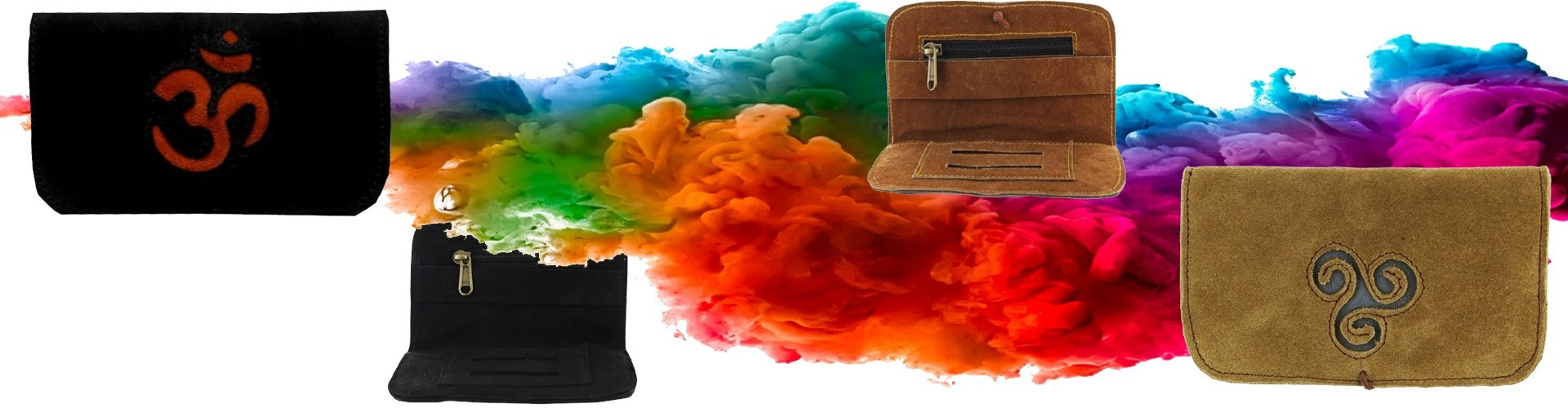 Blague à Tabac a Rouler artisanale en cuir blague a tabac pas cher