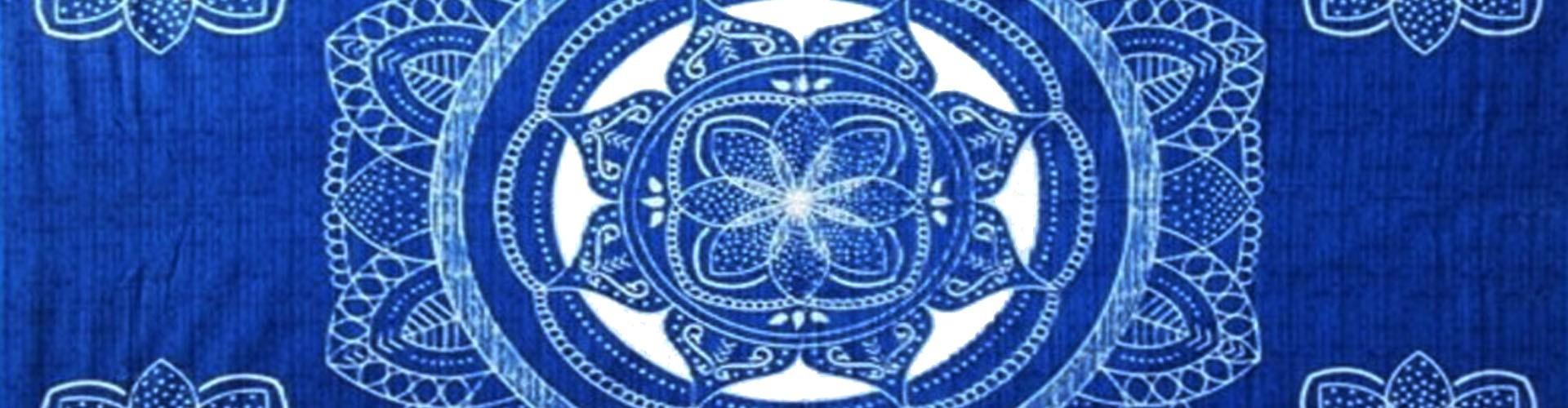 Tenture Hippie et Bohème l'indémodable tenture murale hippie pas cher