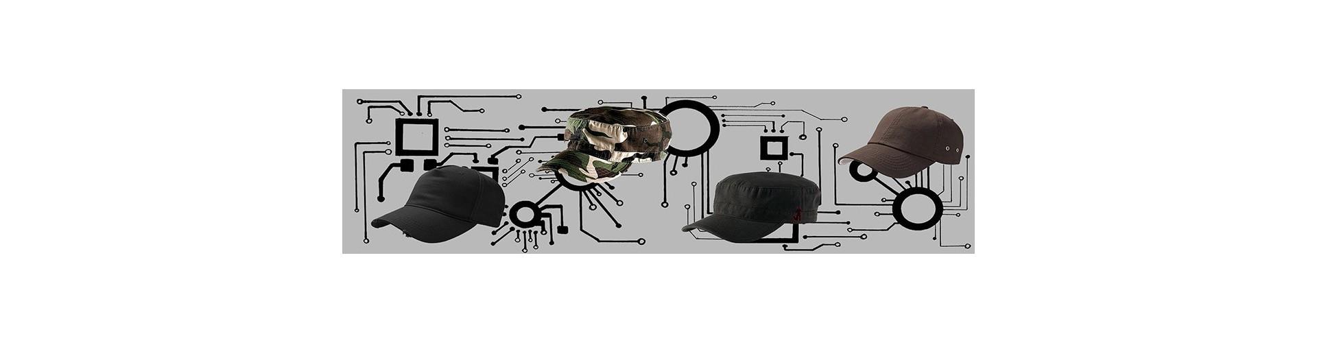 Casquette Steetwear Homme a la mode casquette militaire us pas cher