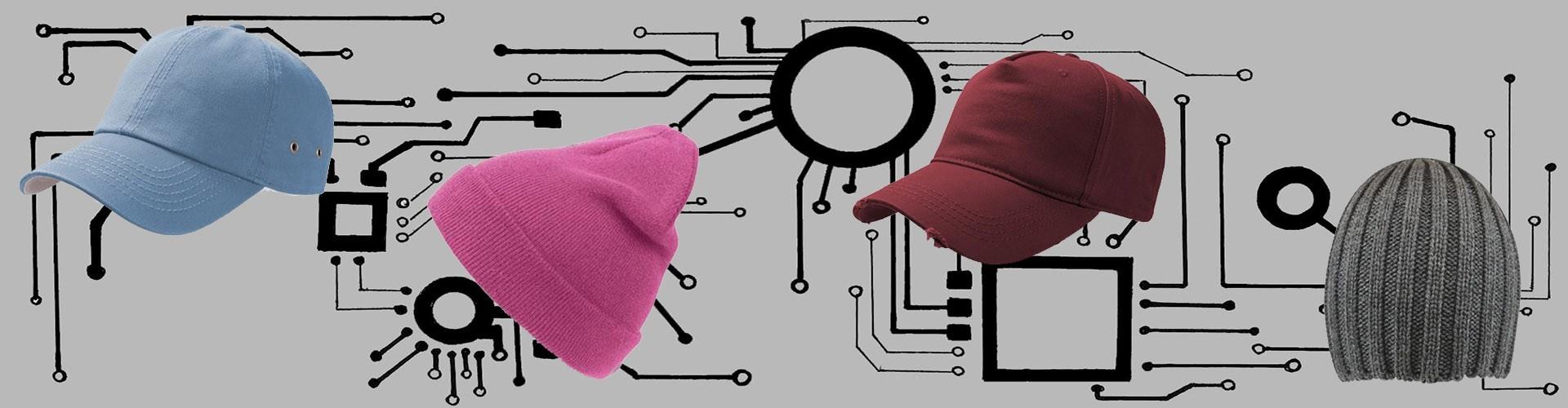 Casquette et Bonnet Femme au look cool, casquette et bonnet pas cher