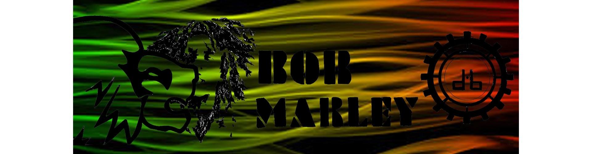 T-Shirt Bob Marley Homme roi du  reggae, tee-shirt bob marley pas cher