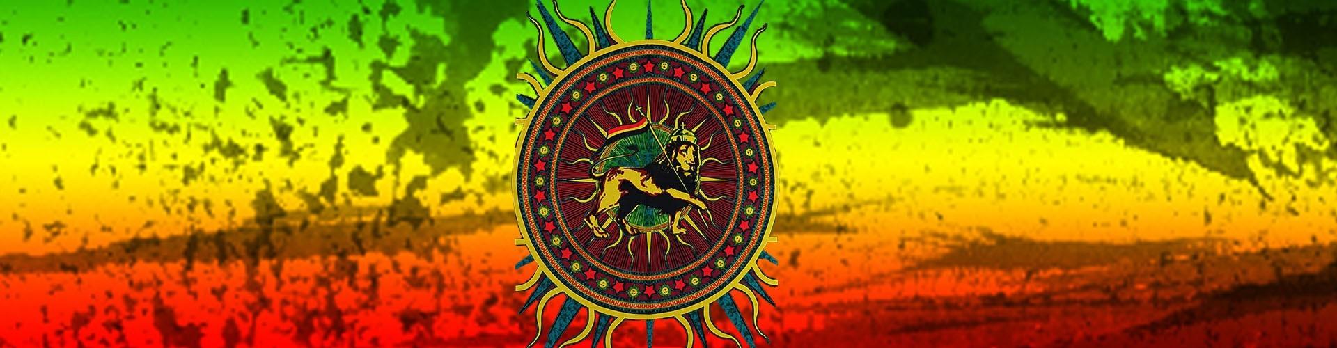 Tenture Rasta ou Bob Marley aux couleurs de la Jamaïque tenture rasta