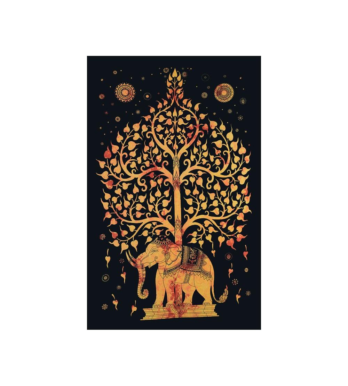tenture arbre de vie