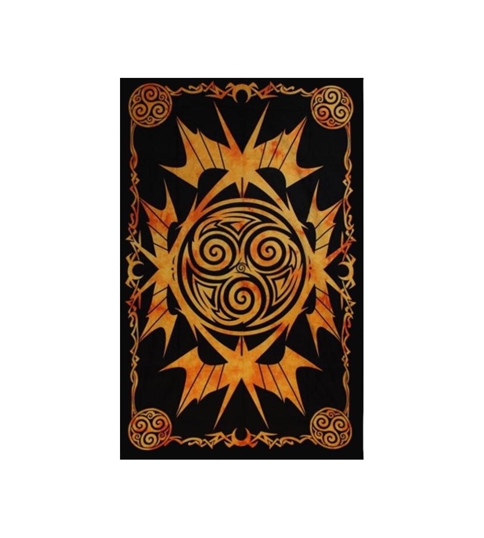 tenture celtique drapeau celte