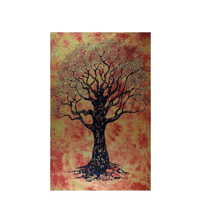 tenture murale arbre de vie